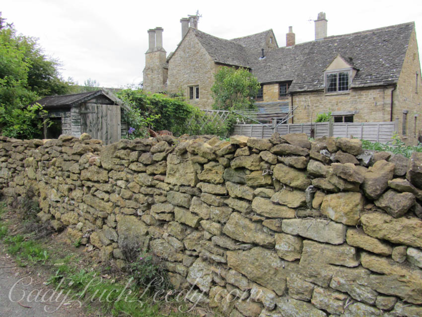 The Cotswold Wall