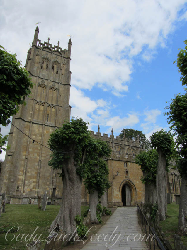 St James Church, Chipping Campden, UK