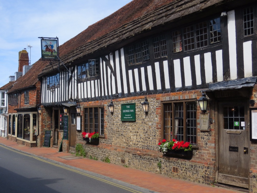 Alfriston Village