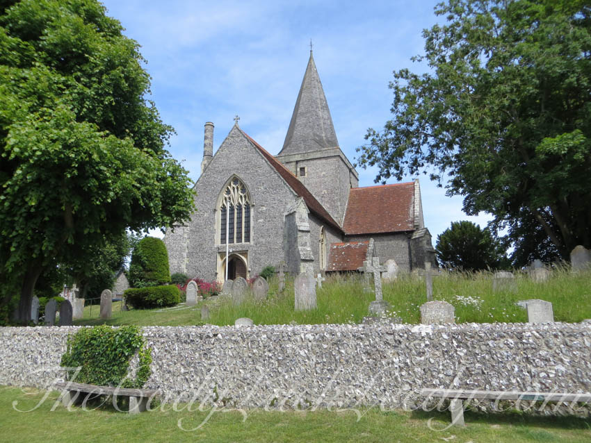 St Andrews Church, Alfriston, UK
