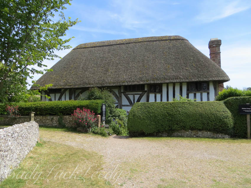 The Clergy House, Alfriston, UK