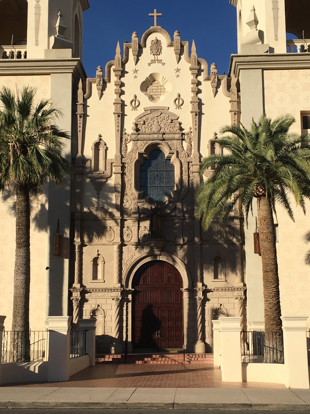 Cathedral of St Augustine, Tucson, AZ
