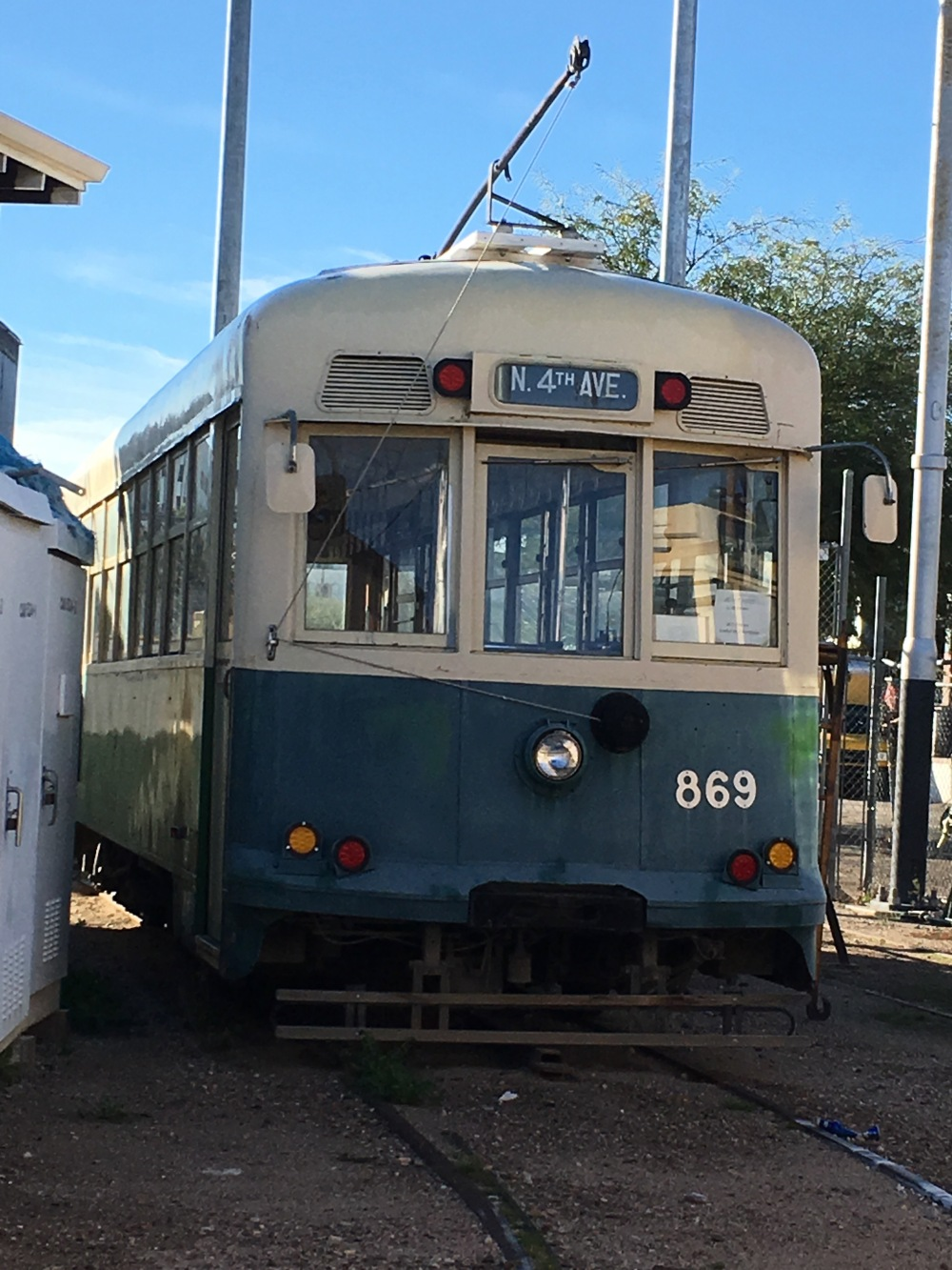 Old Pueblo Trolley Museum